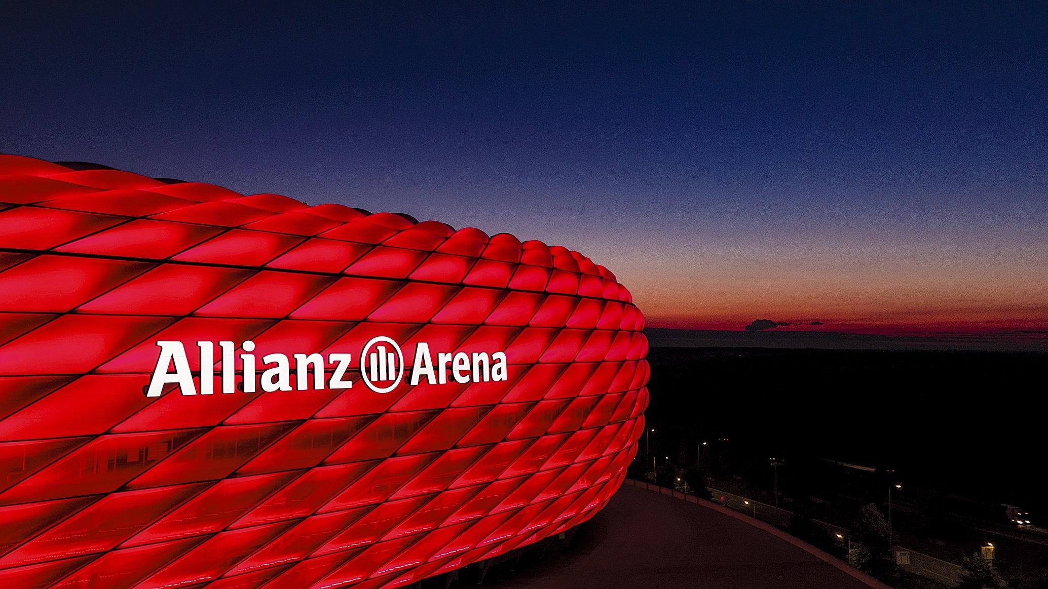 Allianz Arena Football Stadium featured image