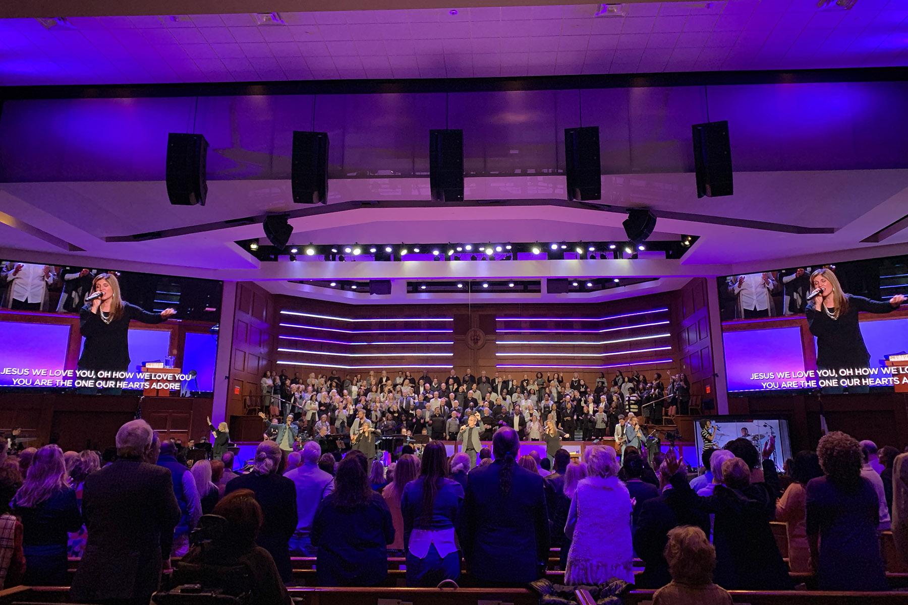 Mount Paran Church, Atlanta featured image