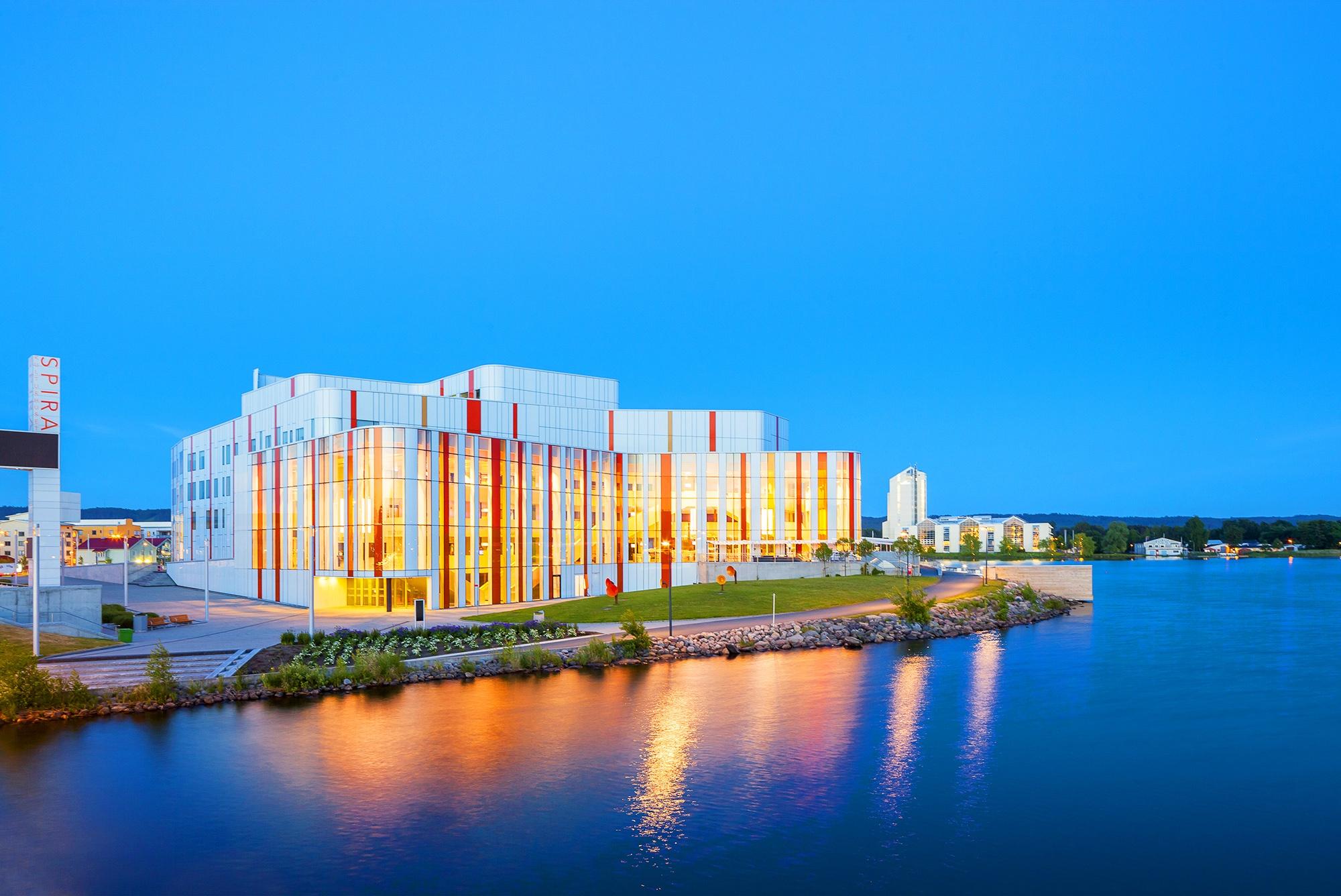 Kulturhuset Spira Upgrades System with L-Acoustics K Series featured image