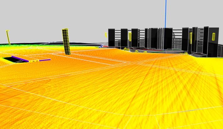 Soundvision 3Dモデリングソフトウェアによるシステム設計