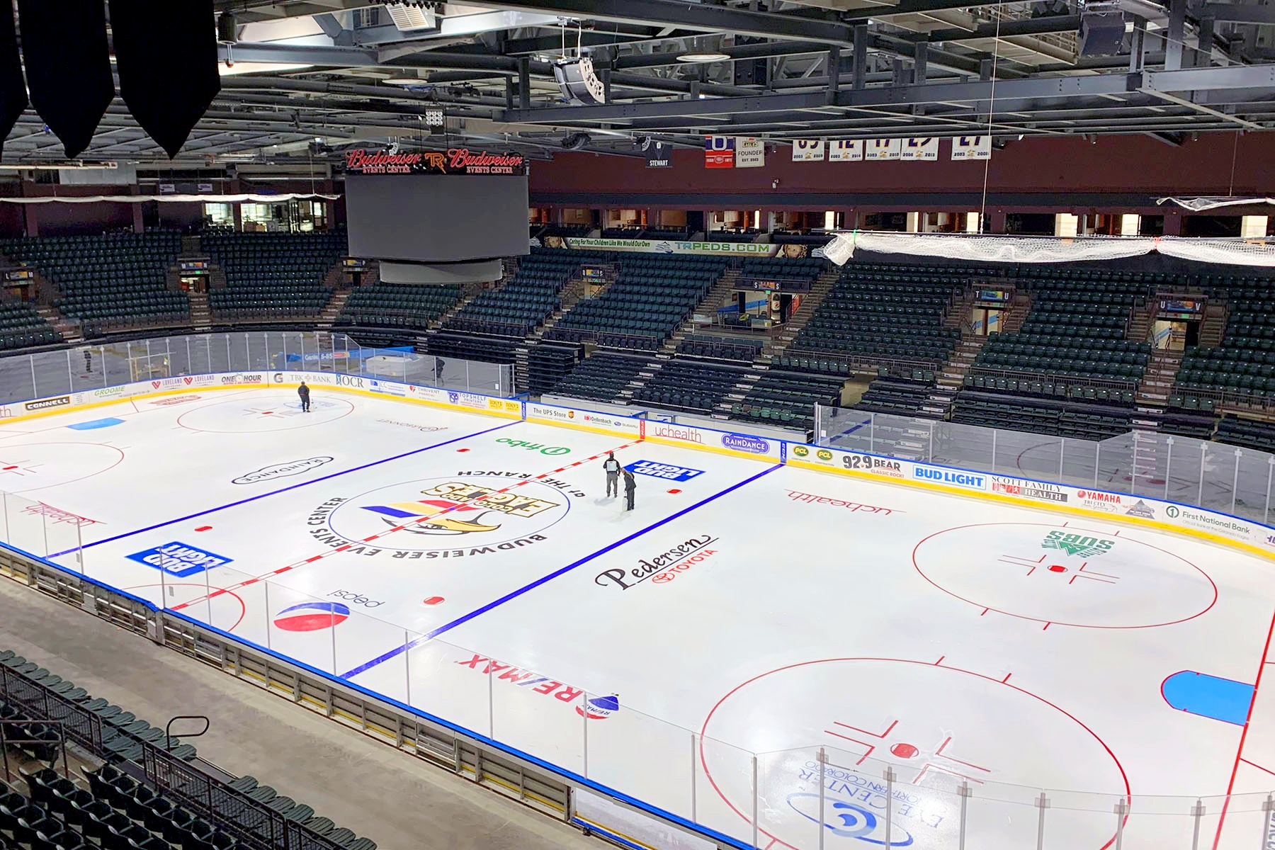 Budweiser Events Center and AHL Colorado Eagles Flying High with L-Acoustics featured image