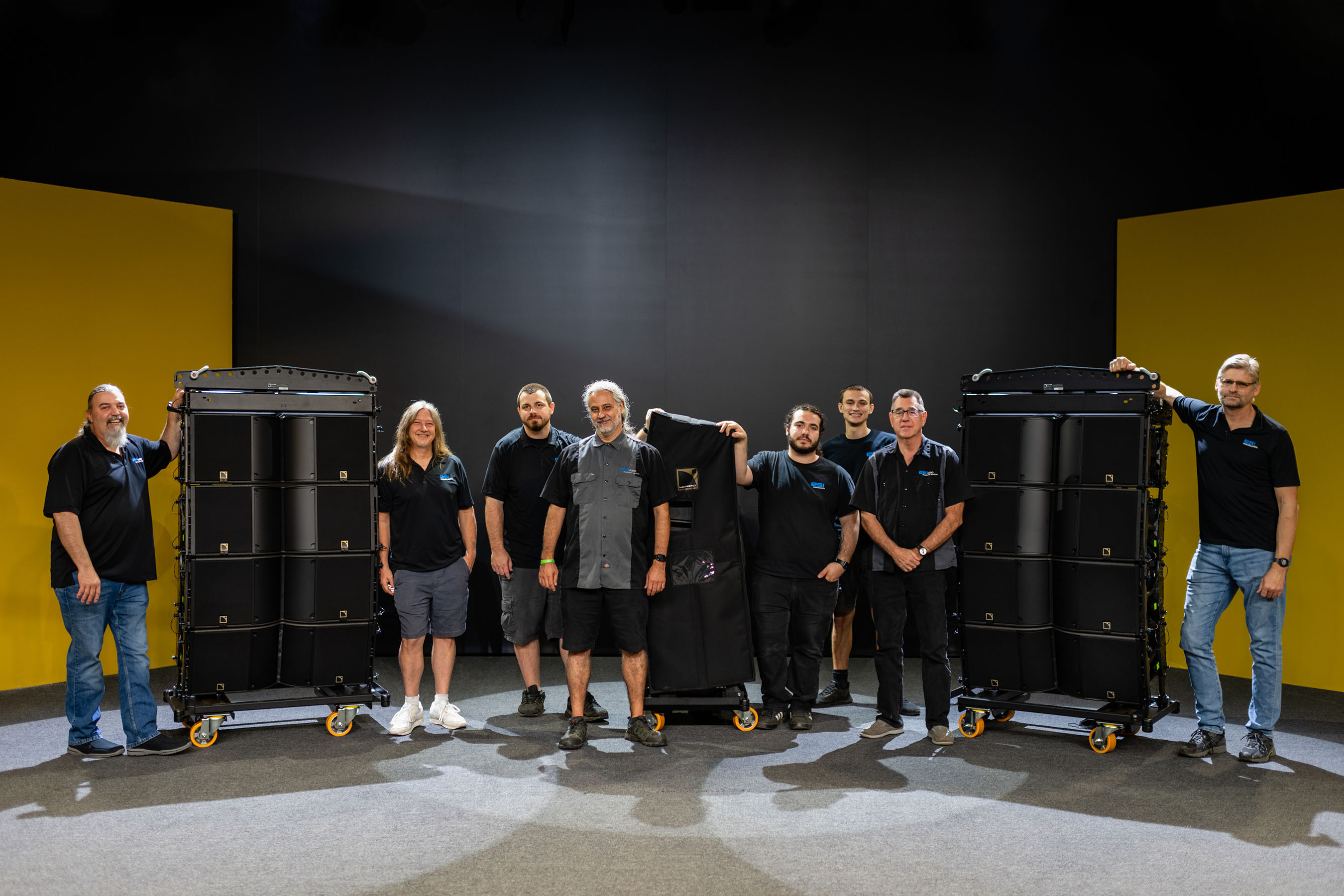 ESI Productions Takes Delivery of North America's First L-Acoustics K3 System featured image