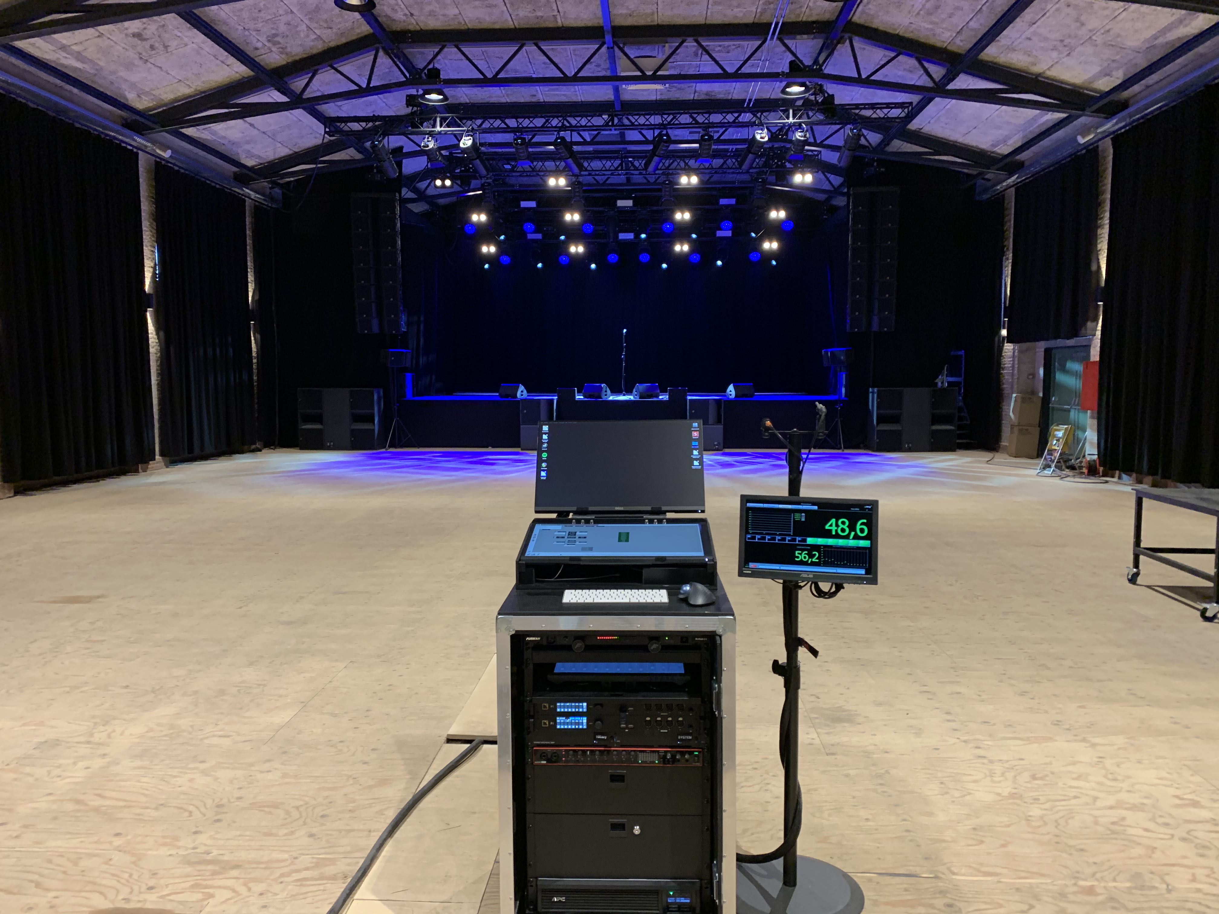 Europe's First L-Acoustics K3 System Installed by Matrix Sales at Denmark's Eksercerhuset featured image