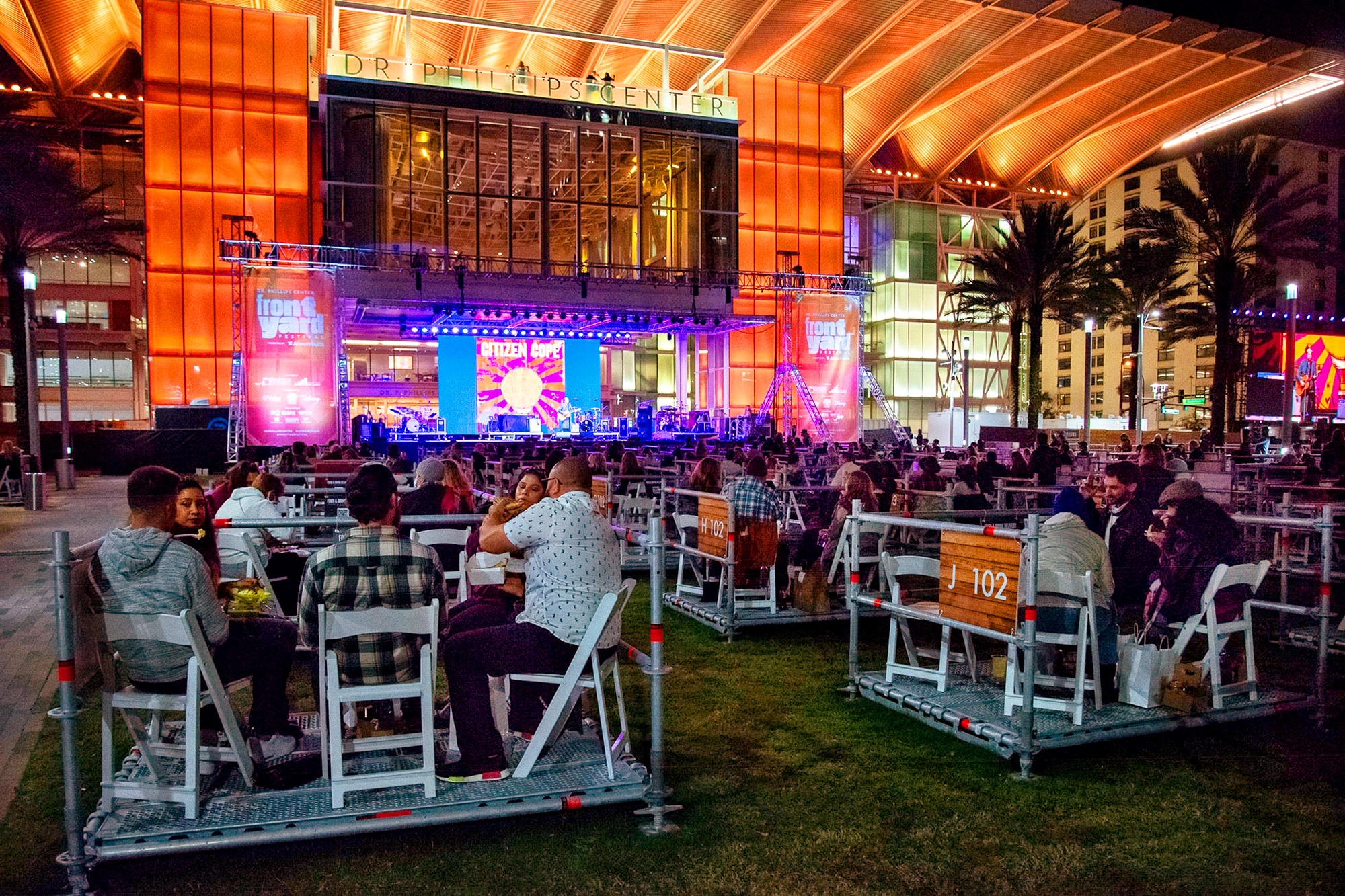 Dr. Phillips Center's Frontyard Festival™ Flies L-Acoustics Front and Center featured image