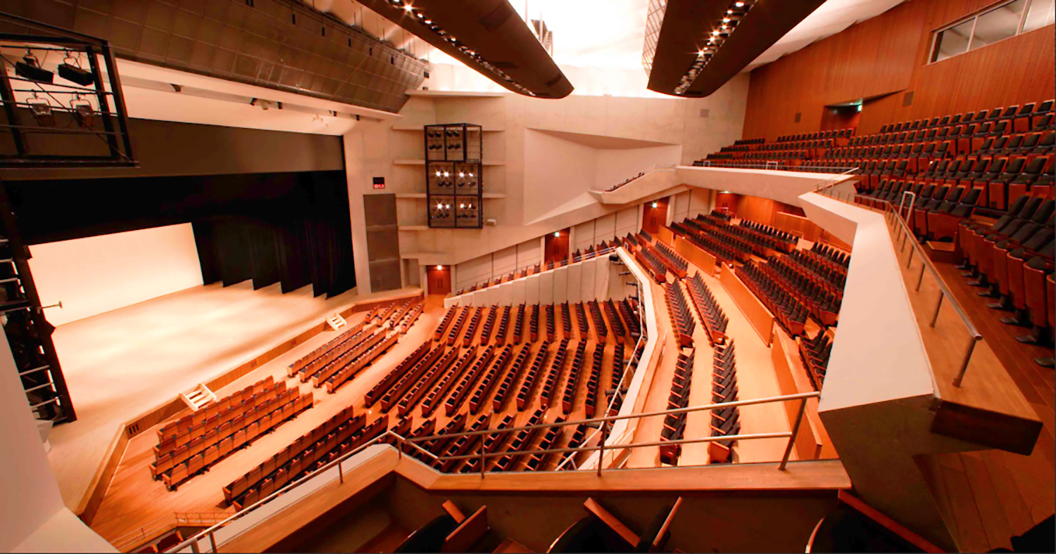 Japan's Sakura Hall Blooms with L-Acoustics featured image