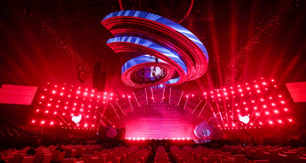 China's Newest L-Acoustics Rental Partner Makes Weibo Night Special featured image