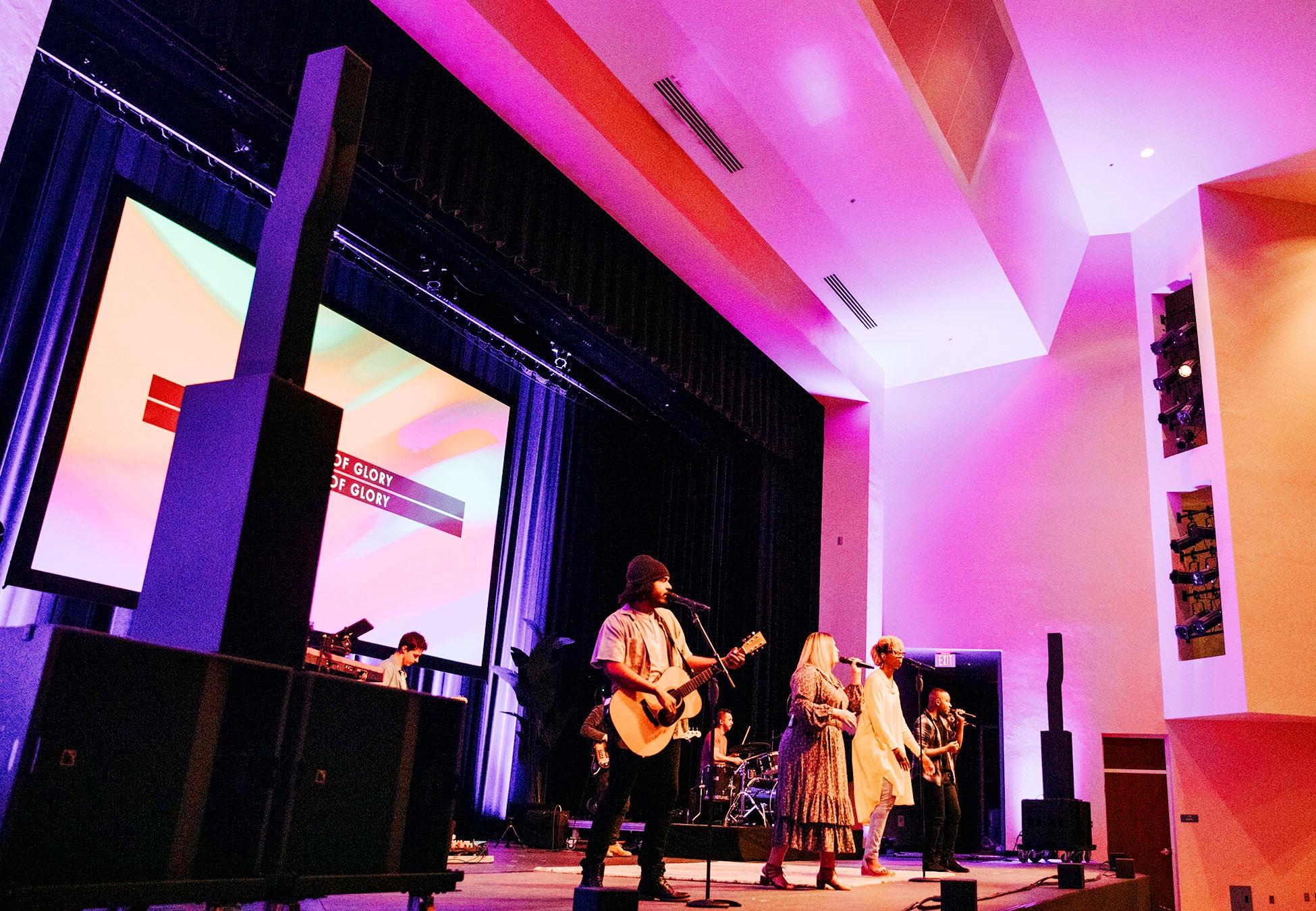 L-Acoustics Syva Helps Fast-Growing Christ Fellowship Church Move Quickly featured image