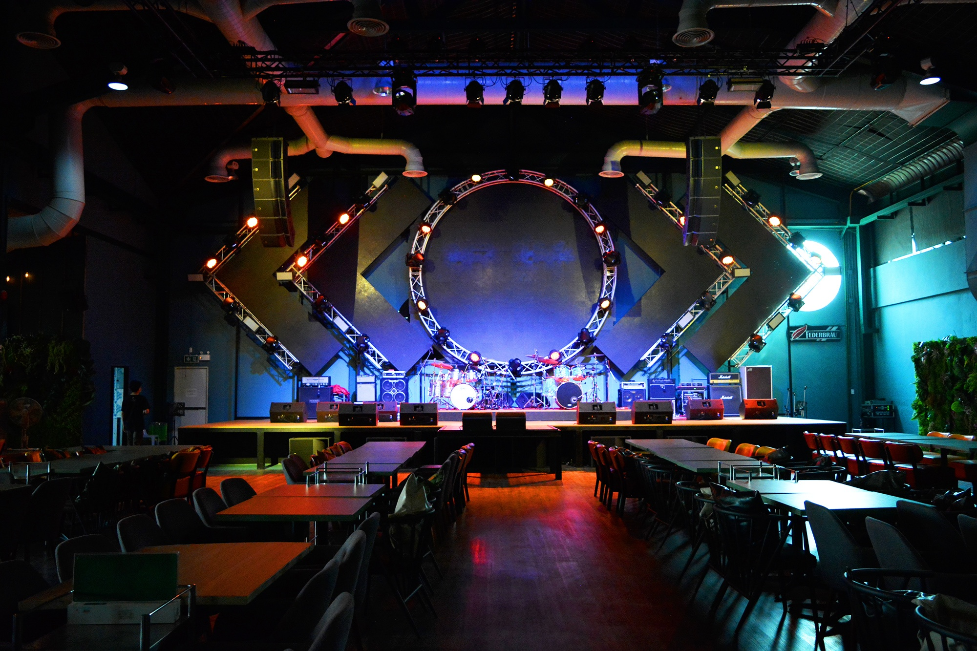 L-Acoustics A Series Swings at Bangkok's Jab Pae Chon Kae Restaurant featured image