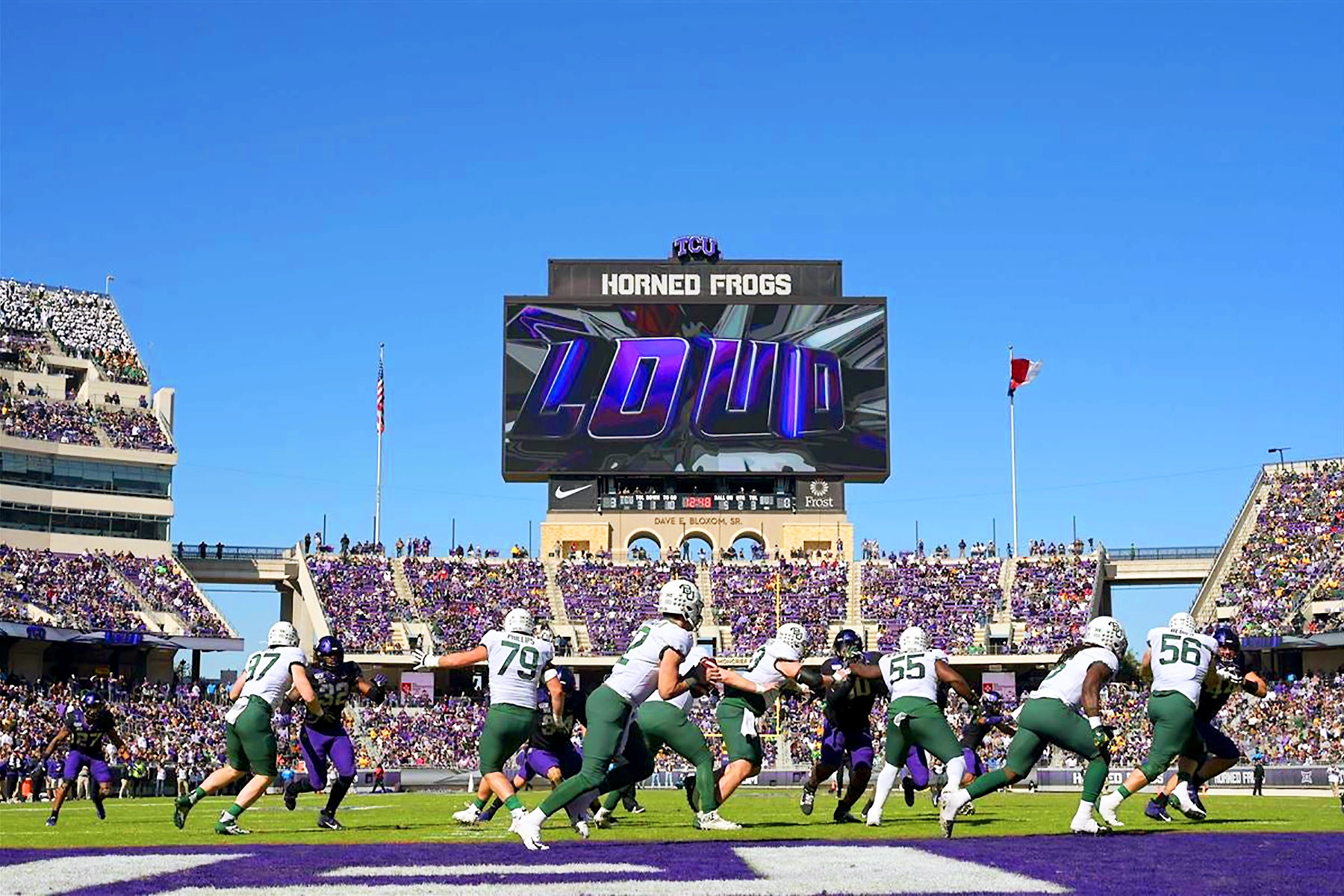 TCU's Horned Frogs Take a Major Leap in Sound with L-Acoustics featured image