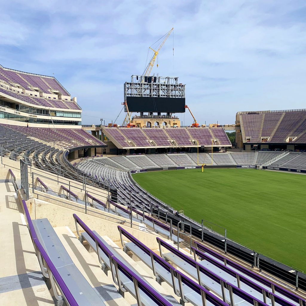 TCU Carter Stadium