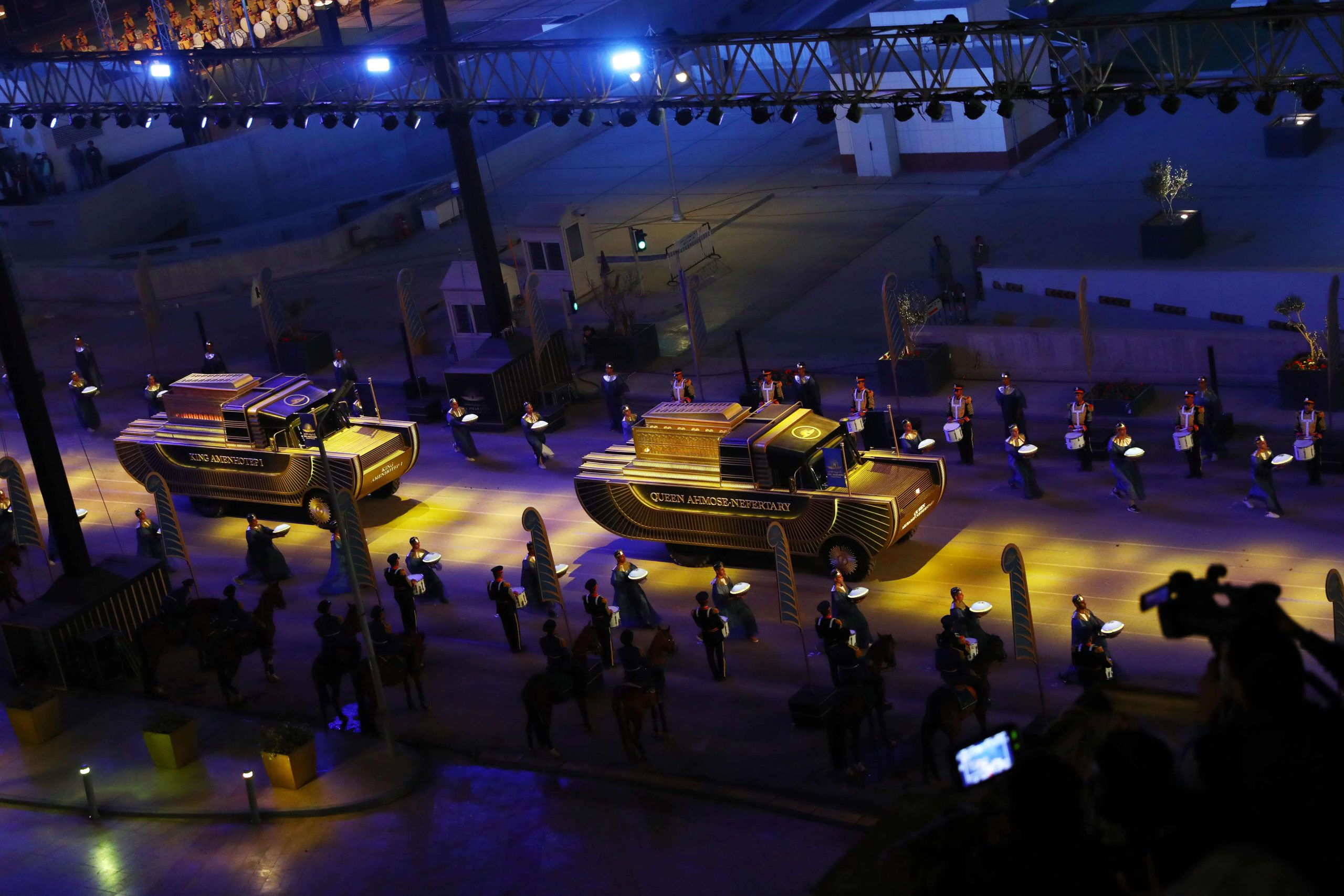 L-Acoustics Delivers Golden Sound for Mummies on Parade featured image