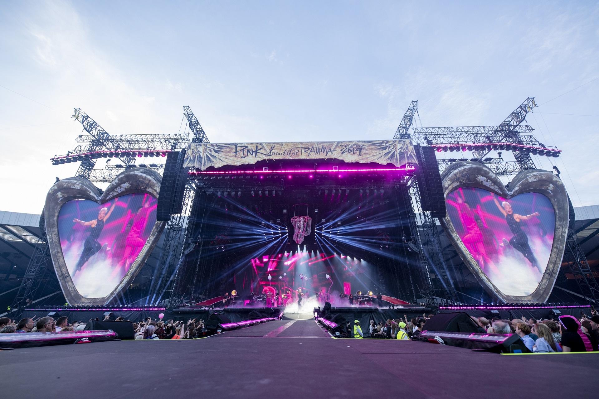Pink Beautiful Trauma World Tour featured image