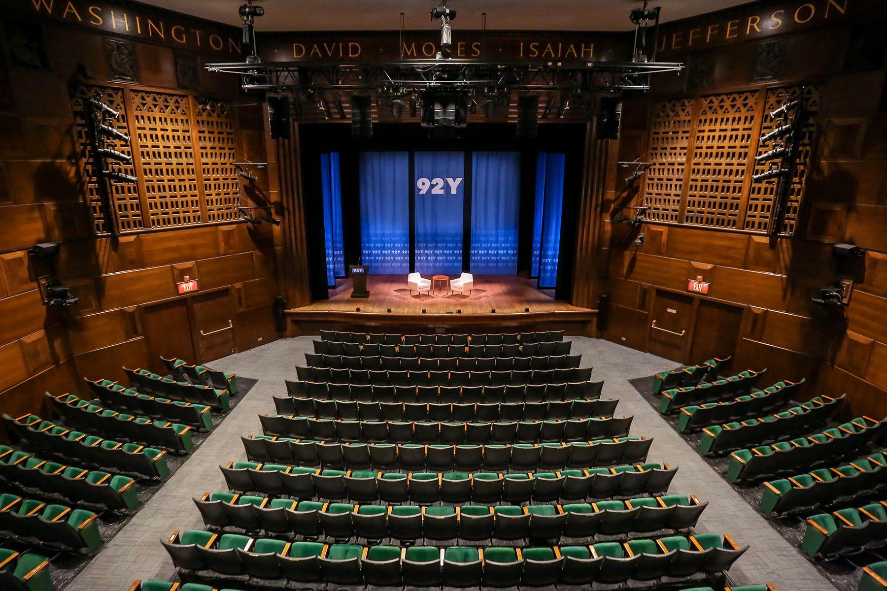 Kaufmann Concert Hall featured image