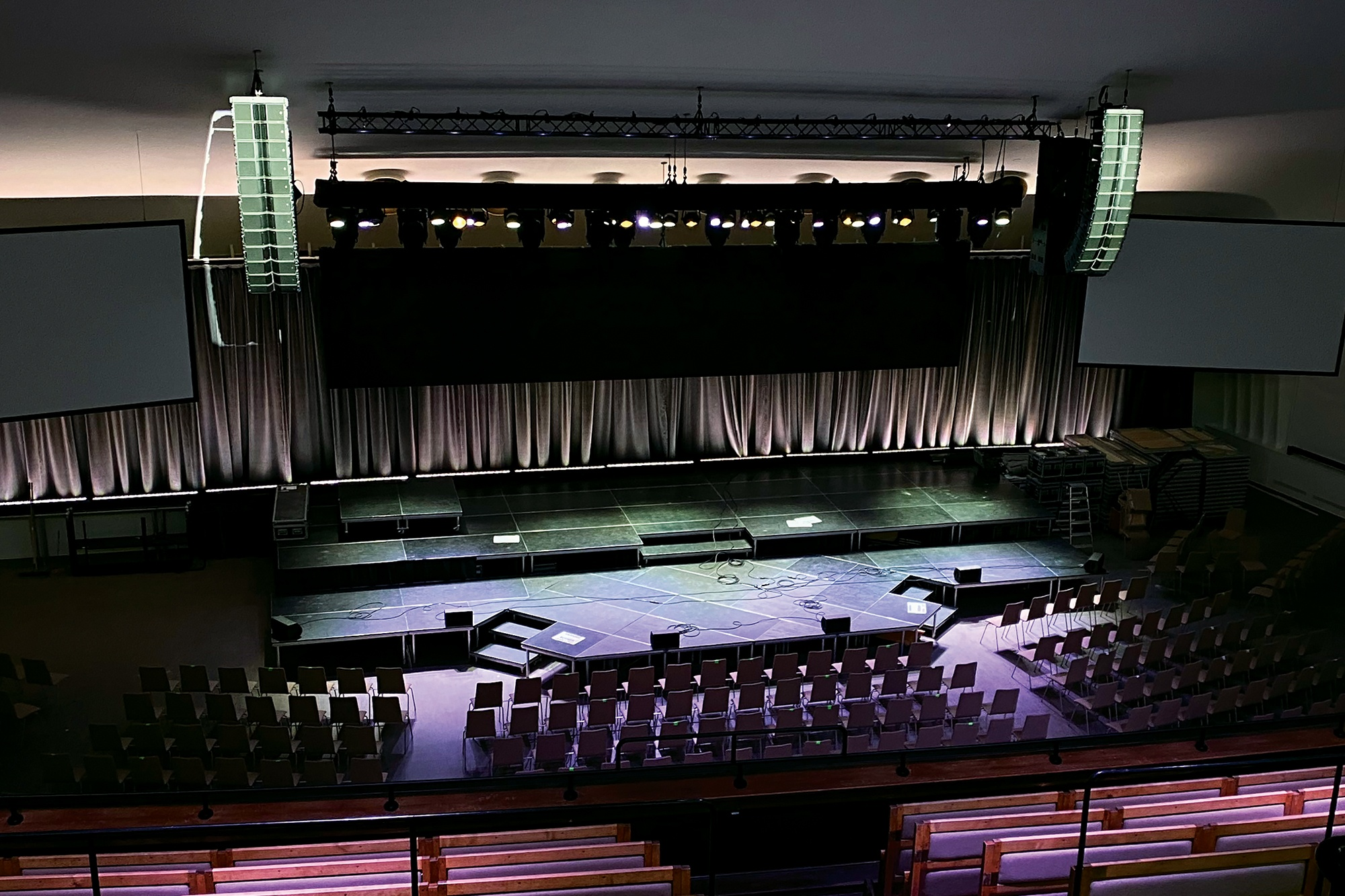 L-Acoustics Provides Flexible Solution for Filadelfiakyrkan's New Space featured image