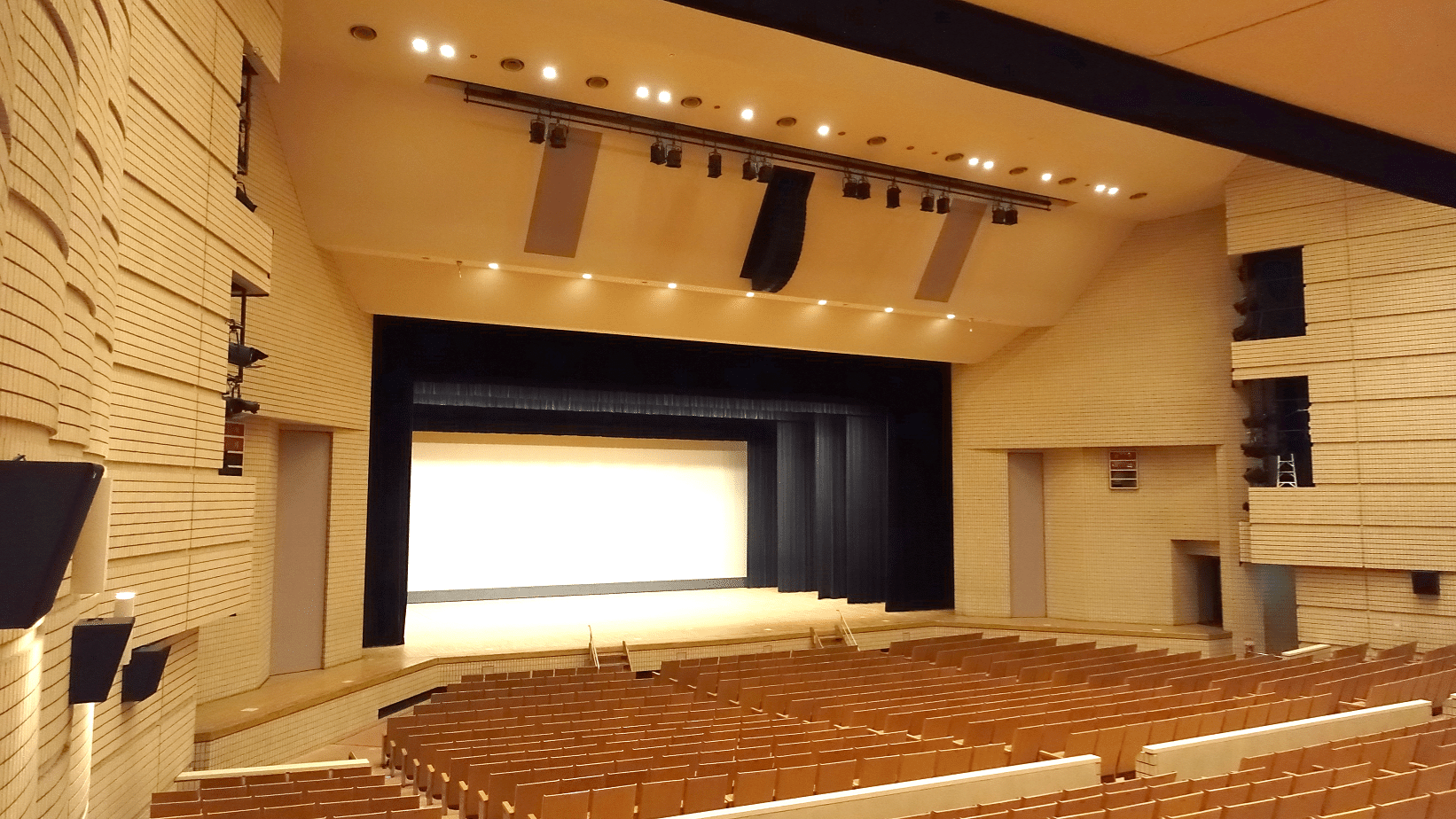 Tokyo's Itabashi Culture Hall Chooses L-Acoustics Kara II for Sound Upgrade featured image