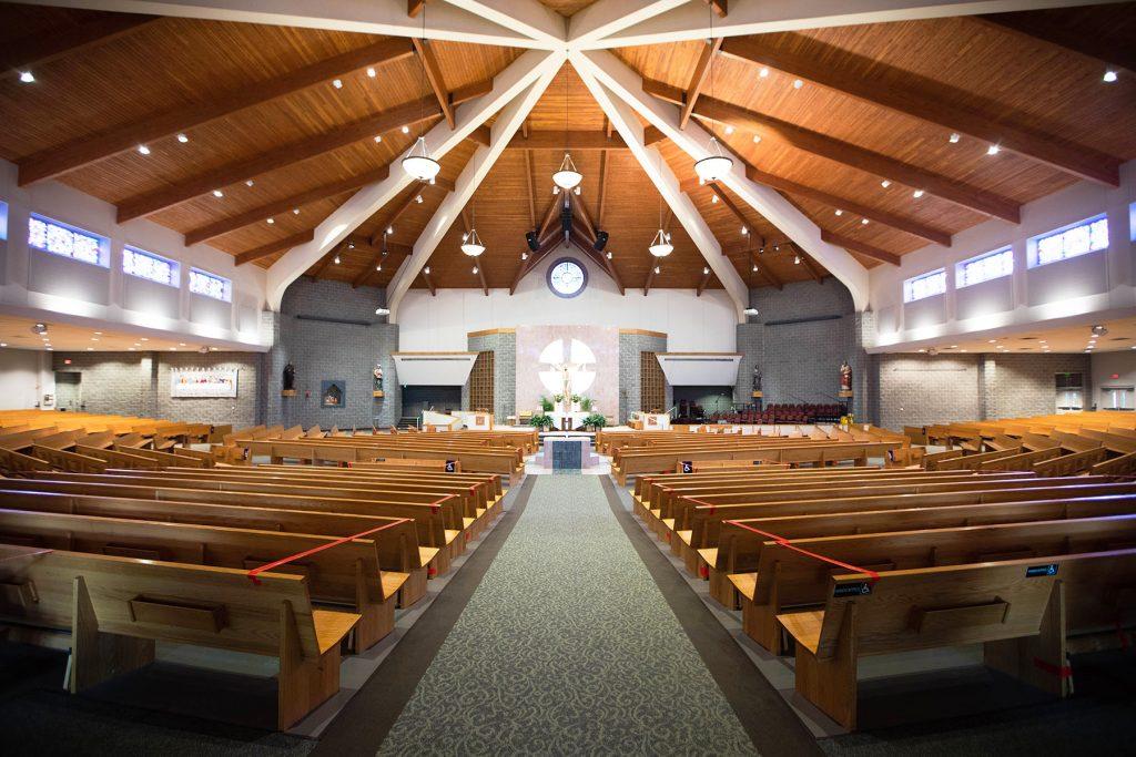 St. Matthew Catholic Church of Charlotte