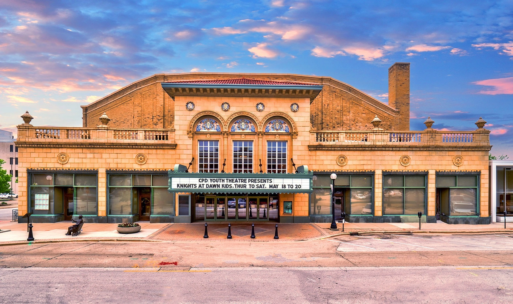 Virginia Theatre Celebrates its Centennial with New L-Acoustics Kara II System featured image