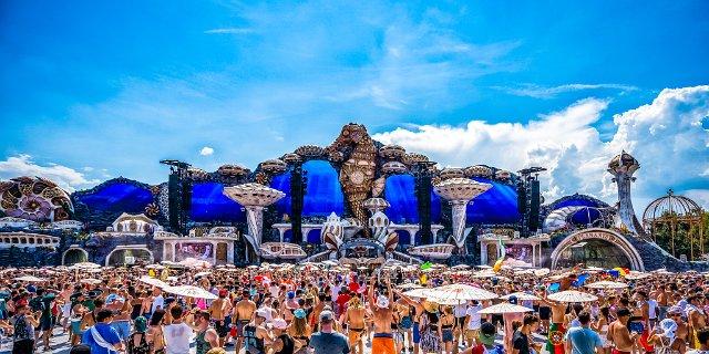 Tomorrowland Festival featured image