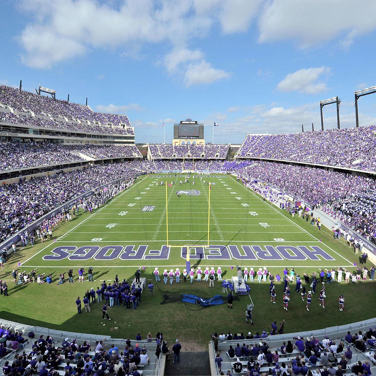 Amon G. Carter Stadium, Texas Christian University featured image