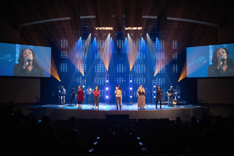 L-Acoustics L-ISA Brings the Sound and Stage Together at Orchard Hill Church featured image