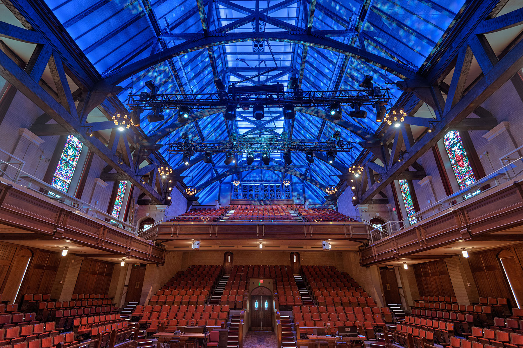 L-Acoustics Syva Helps Peoria's Scottish Rite Theatre Keep Its Classic Look While Adding Contemporary Sound featured image