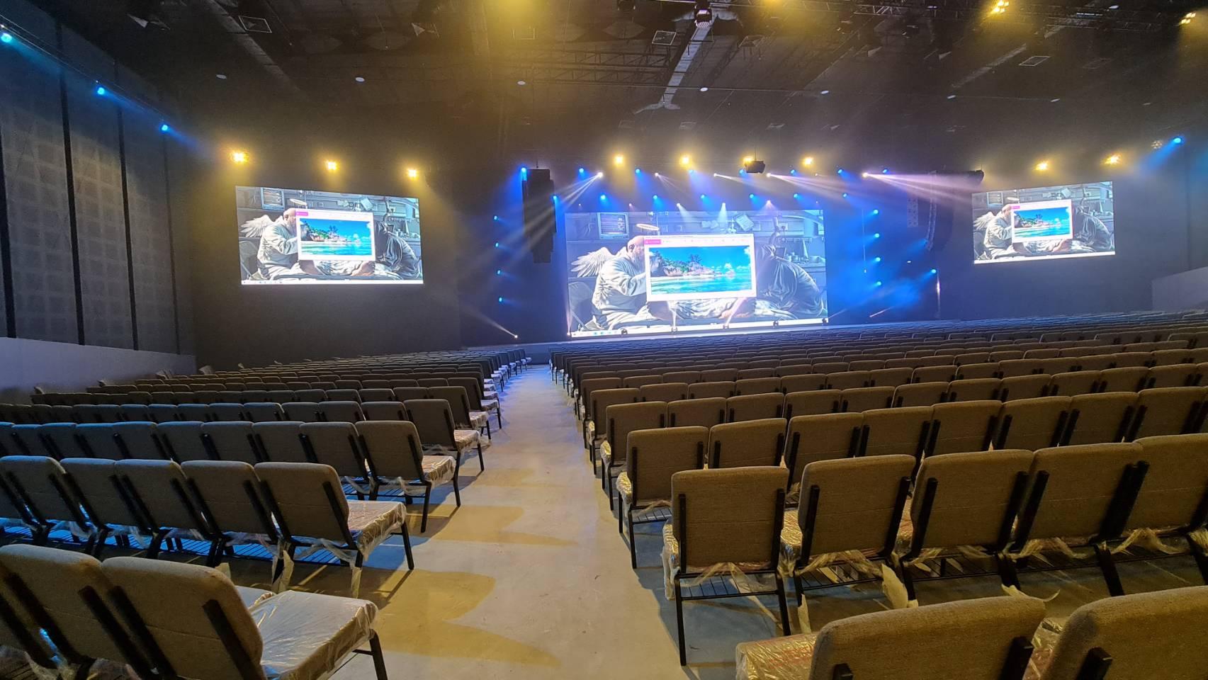 Liberty Church Bangkok Installs Asia's First L-Acoustics K3 featured image