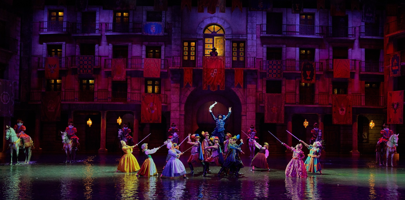 L-Acoustics L-ISA Makes History Hyperreal for Puy du Fou España featured image