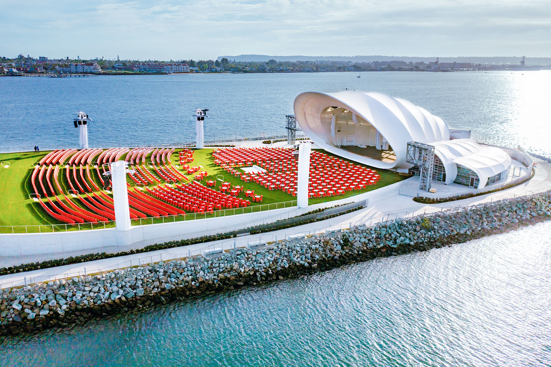 L-Acoustics K2 Brings San Diego Symphony's New Rady Shell at Jacobs Park to Life featured image
