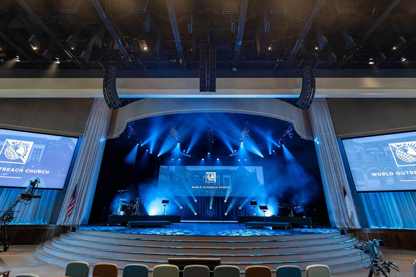 World Outreach Church Becomes First House of Worship to Install L-Acoustics K3i featured image