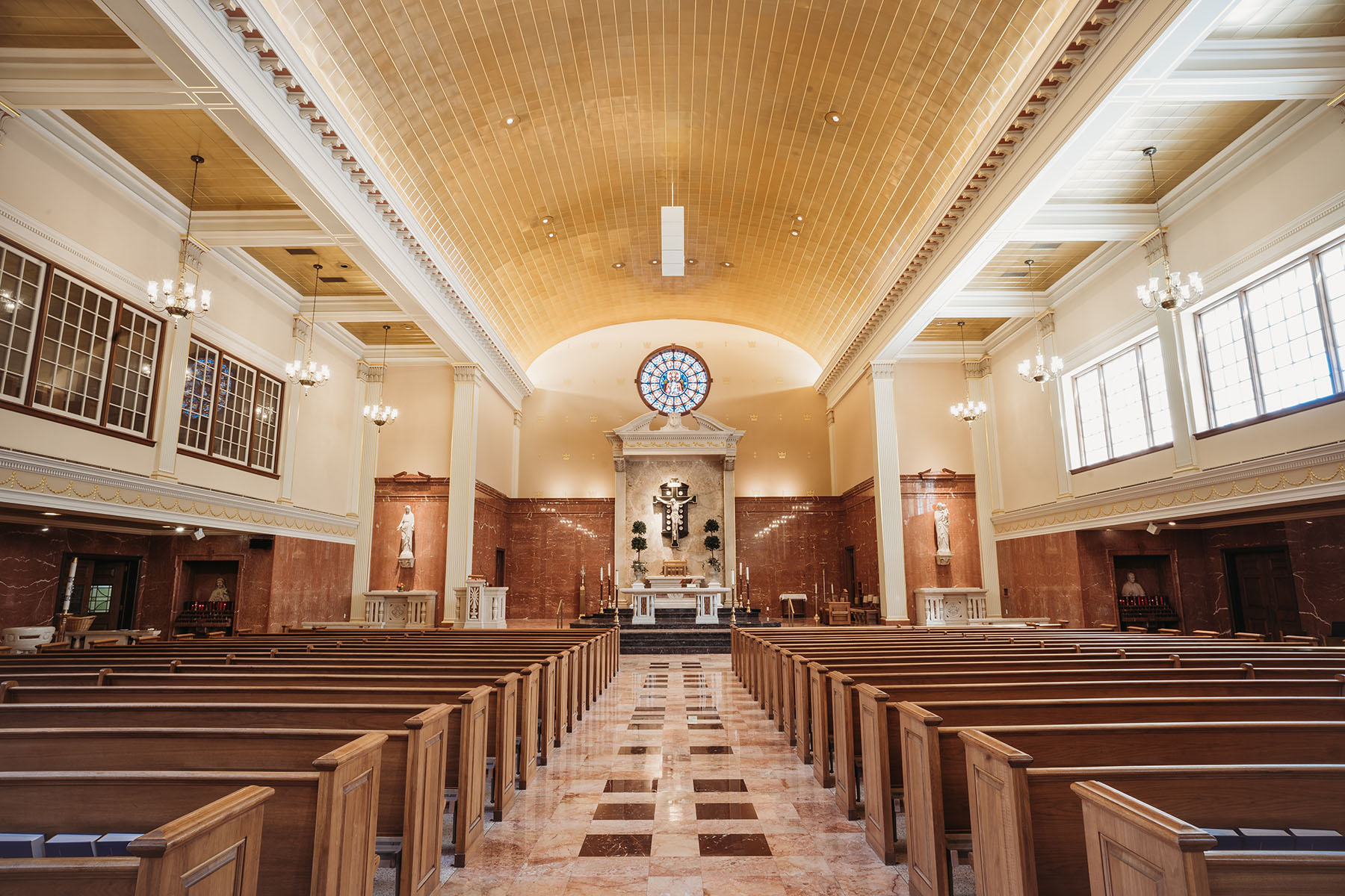 Christ King Catholic Parish Finds Sound Solution with L-Acoustics A10i and Syva featured image