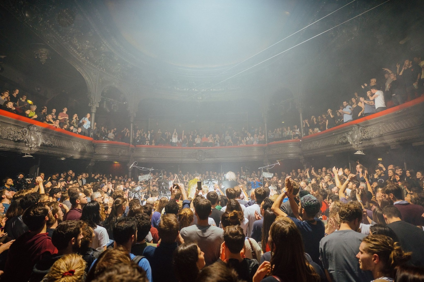 Molecule Acousmatic Tour Dives into Darkness with L-Acoustics L-ISA featured image