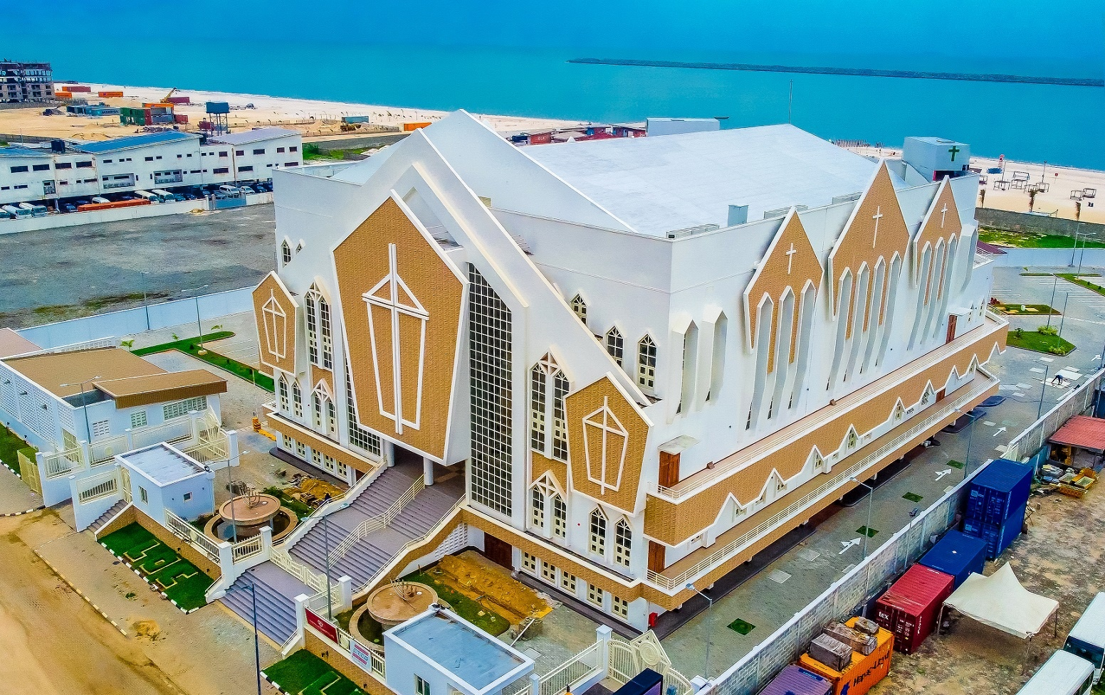 L-Acoustics Delivers Audio Versatility for New Lagos Cathedral featured image