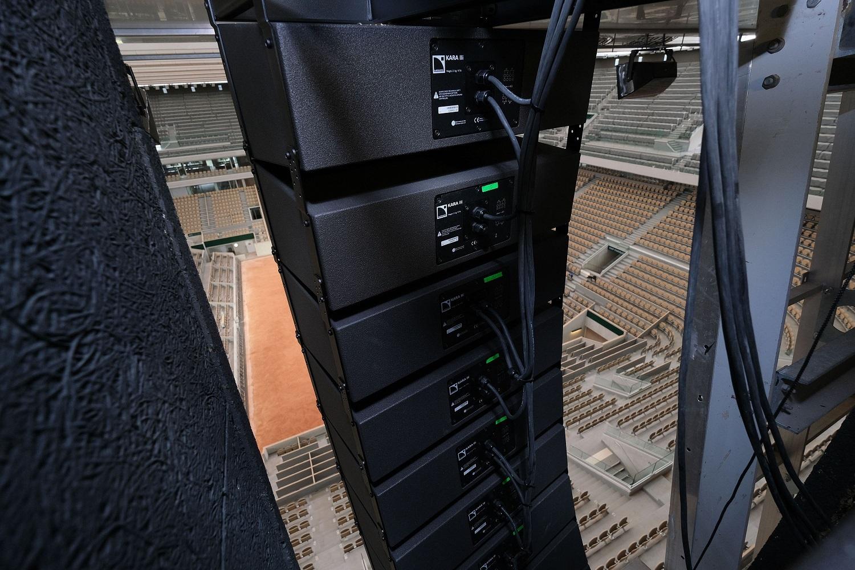 L-Acoustics Serves Up Great Sound at Roland-Garros featured image